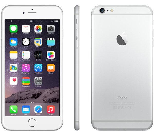 Điện thoại Apple iPhone 6 - 128GB, màu trắng