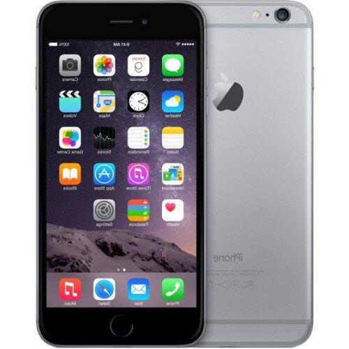 Điện thoại Apple iPhone 6 - 128GB, màu đen