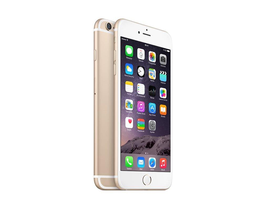 Điện thoại Apple iPhone 6 Plus - 64GB, màu trắng