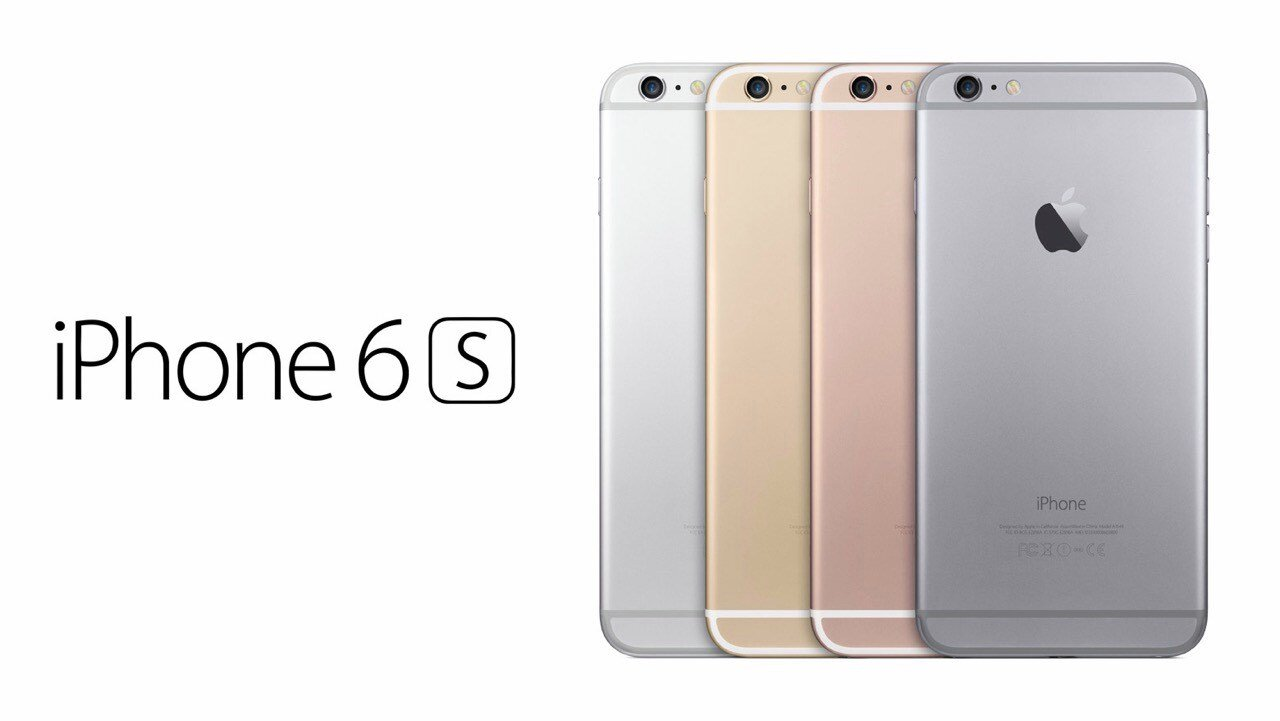 Điện thoại Apple iPhone 6S - 32GB