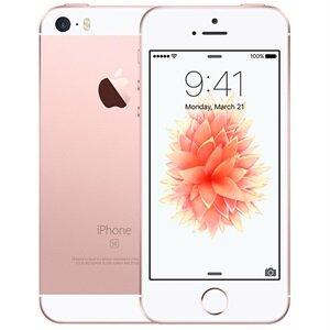 Điện thoại Apple iPhone SE - 64GB, màu hồng (Rose)