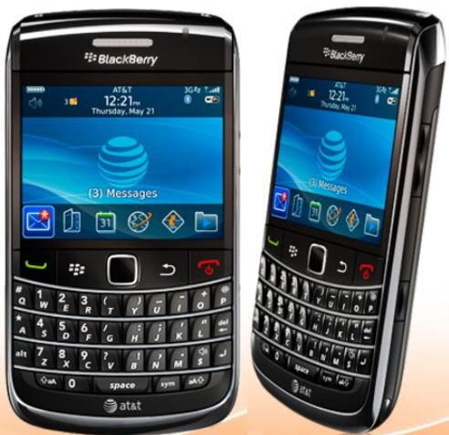 Điện thoại BlackBerry Bold 9700