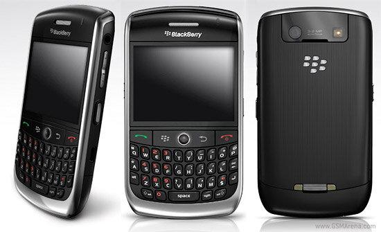 Điện thoại BlackBerry Curve 8900