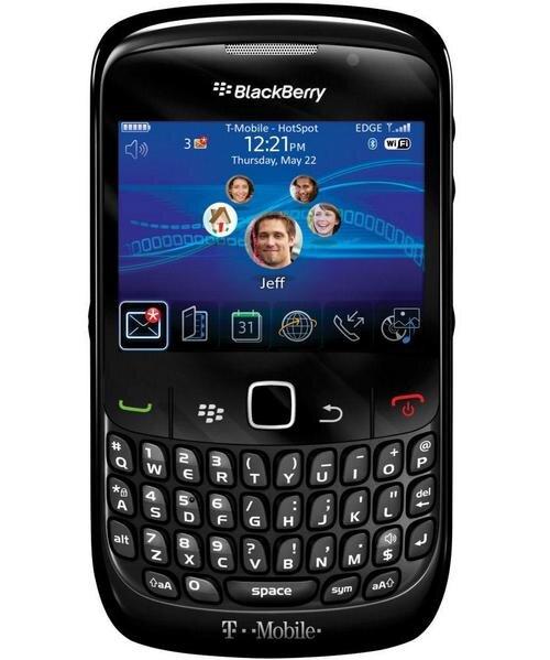 Điện thoại BlackBerry Curve 8530
