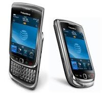 Điện thoại BlackBerry Torch 9800 (BlackBerry Slider 9800) - 4GB