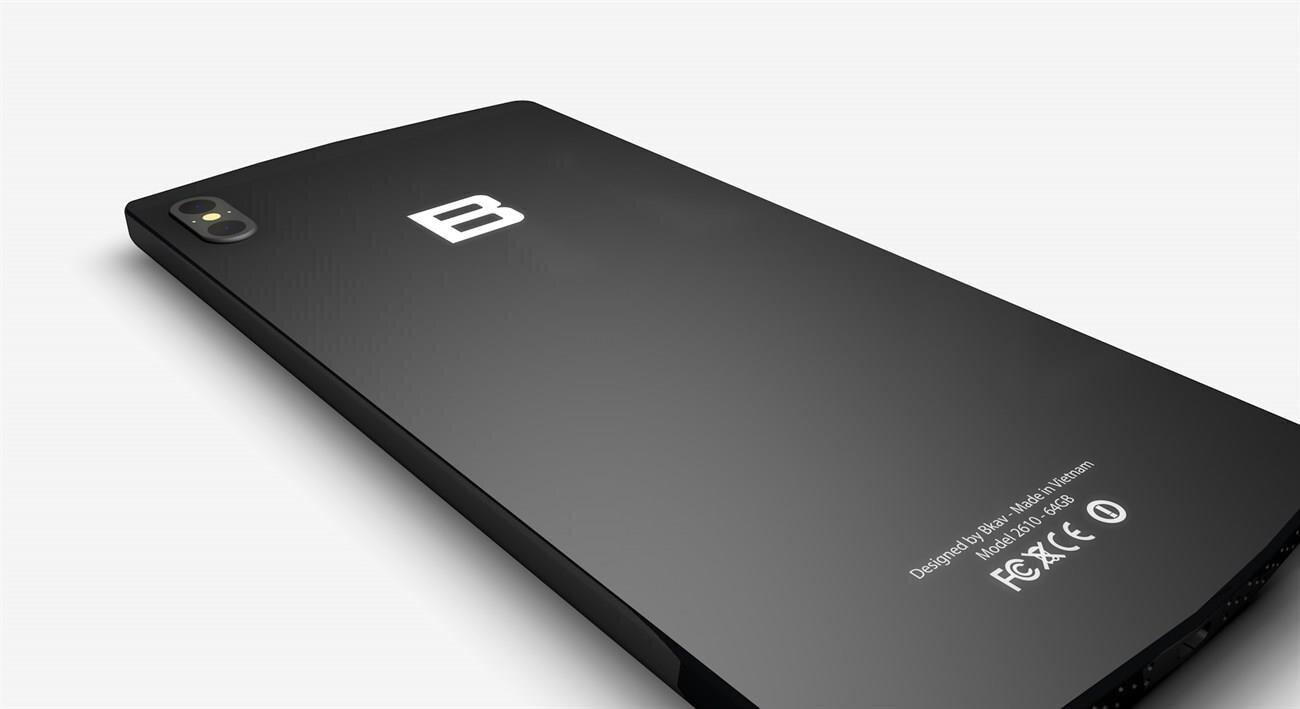 Điện thoại Bphone 2 - 32GB, 2 sim
