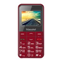 Điện thoại cho người già Masstel Fami C - 2 sim