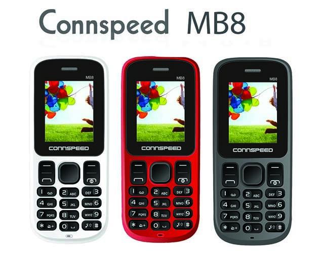 Điện thoại ConnSpeed MB8