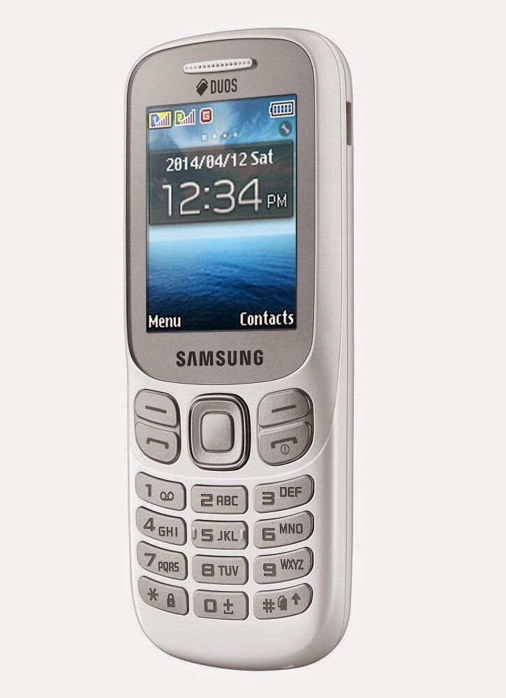 Điện thoại di động Samsung Metro B312E
