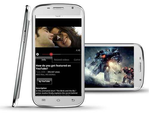 Điện thoại FPT F80 (F-Mobile F80) - 4GB, 2 sim
