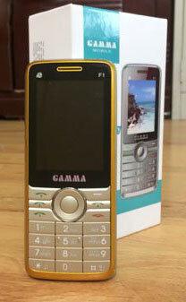 Điện thoại Gamma F1 - 4 sim