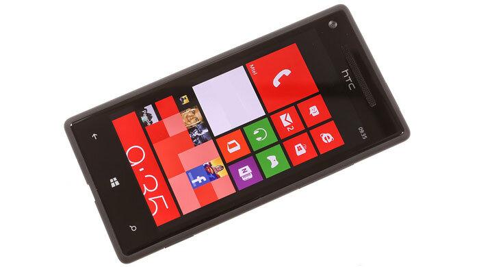 Điện thoại HTC 8X - 16GB