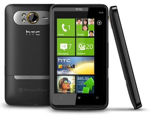 Điện thoại HTC HD7 - 16GB