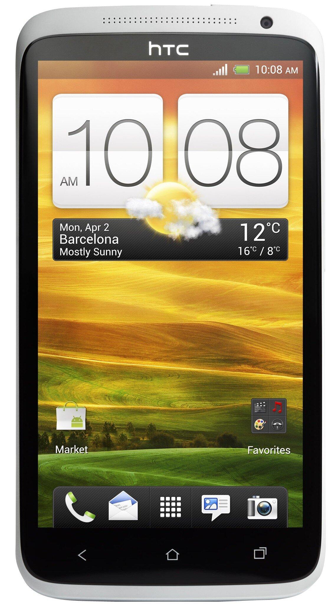 Điện thoại HTC One X S720E - 32GB