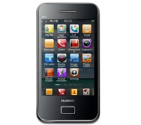 Điện thoại Huawei G7300