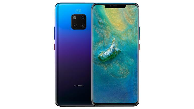 Điện thoại Huawei Mate 20 Pro - 6GB RAM, 128GB, 6.39 inch