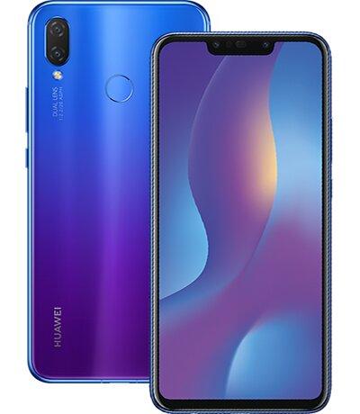 Điện thoại Huawei Nova 3i - 4GB RAM, 64GB, 6.3 inch