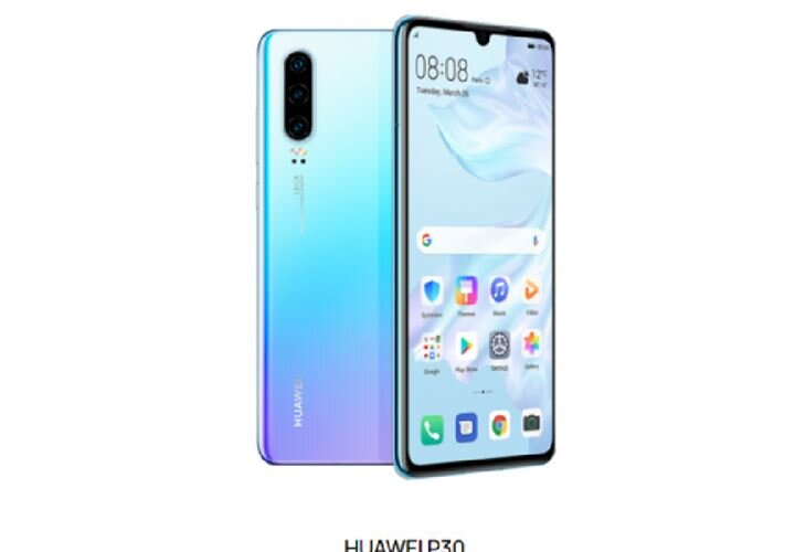 Điện thoại Huawei P30