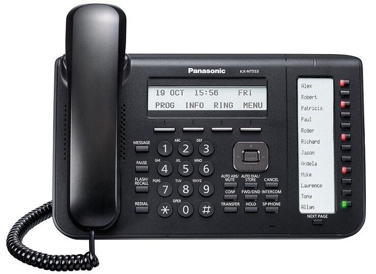 Điện thoại IP Panasonic KX-NT553
