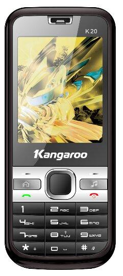 Điện thoại K-mobile K20 - 2 sim