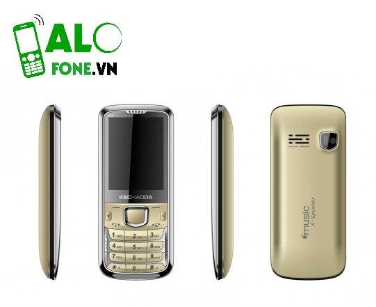 Điện thoại Kechaoda K13 4 sim