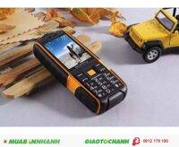 Điện thoại Land rover X6000 chống nước, pin cực khủng