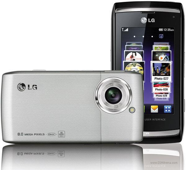 Điện thoại LG GC900 Viewty Smart - 1.5GB
