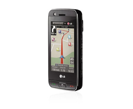 Điện thoại LG GT505