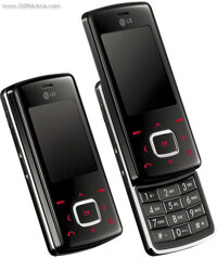 Điện thoại LG KG800 - 128MB