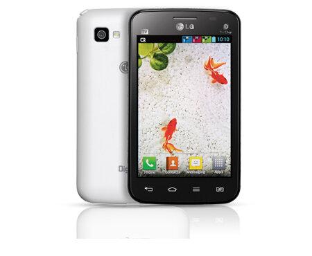 Điện thoại LG Optimus L4 II Tri E470 - 4GB