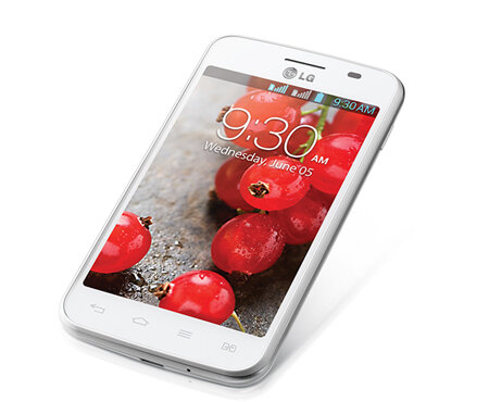 Điện thoại LG Optimus L4 II Dual E445 - 4Gb