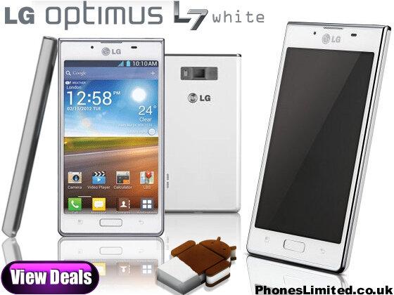 Điện thoại LG Optimus L7 P700 - 4GB