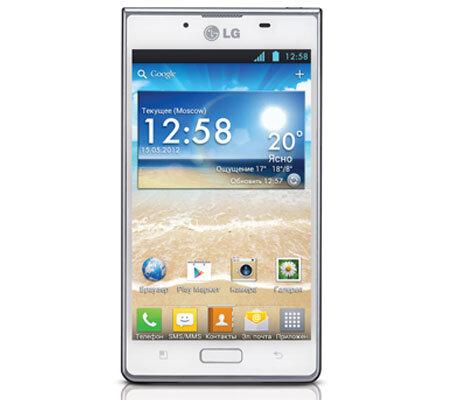 Điện thoại LG Optimus L7 P705