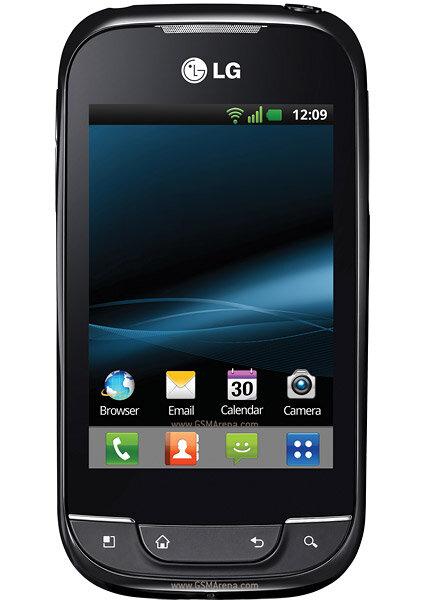 Điện thoại LG Optimus Net P699