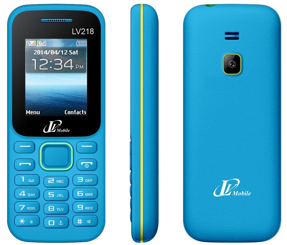 Điện thoại LV Mobile LV218