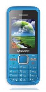 Điện thoại Masstel C116i - 2 sim