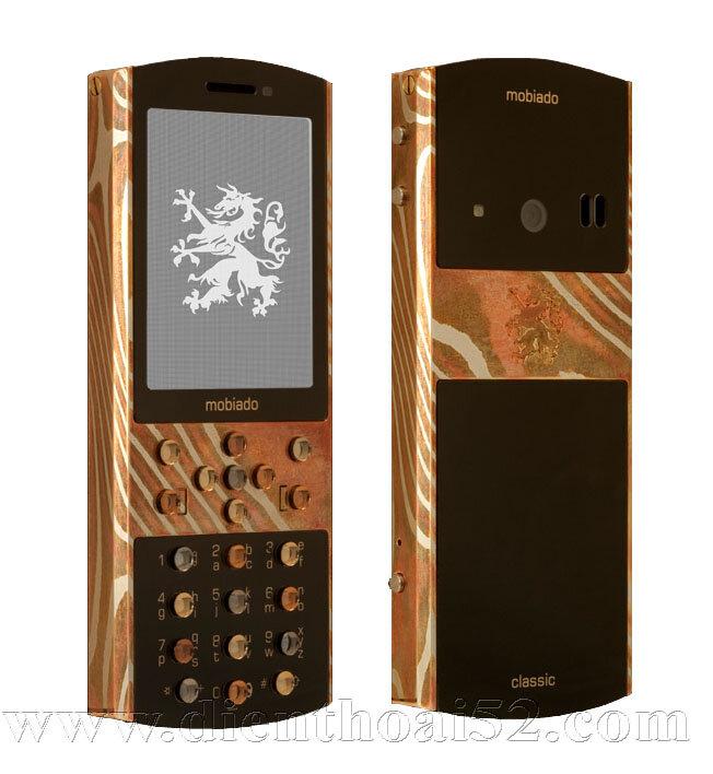 Điện thoại Mobiado Classic 712MG - Mokume Gane