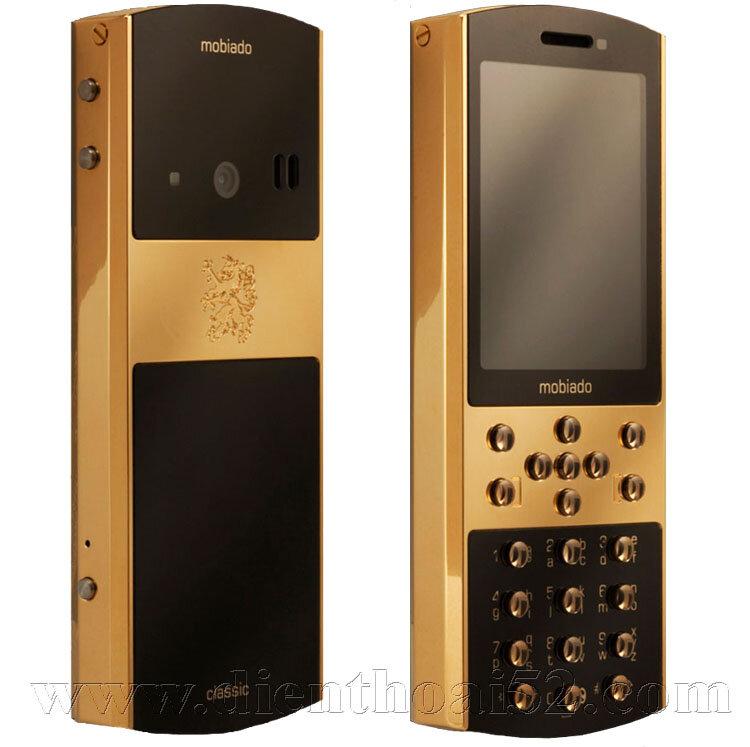 Điện thoại Mobiado Classic 712GCB