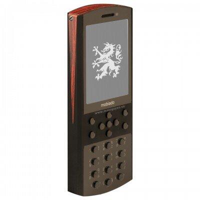 Điện thoại Mobiado Classic 712EM Cocobolo