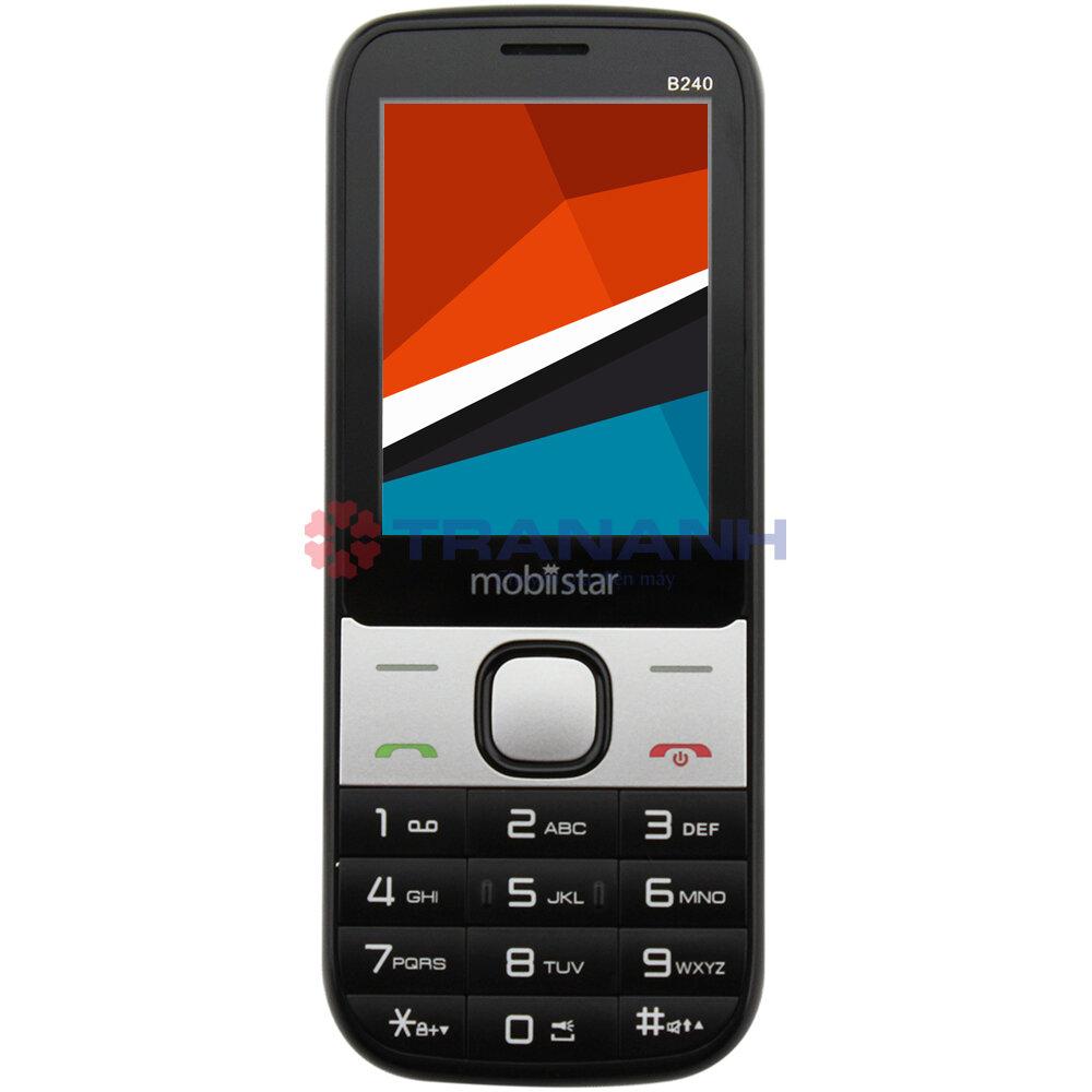 Điện thoại Mobiistar B240 - 2 sim