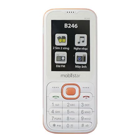 Điện thoại Mobiistar B246 - 2 Sim
