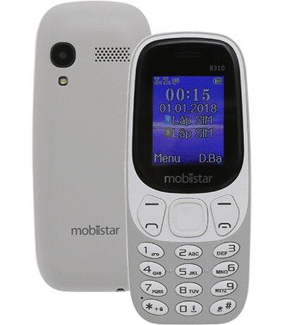 Điện thoại Mobiistar B310 - 1.8 inch