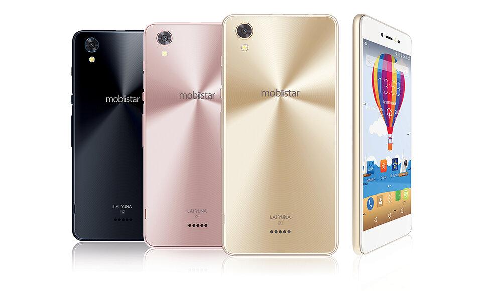 Điện thoại Mobiistar Lai Yuna X - 16GB, 2 sim