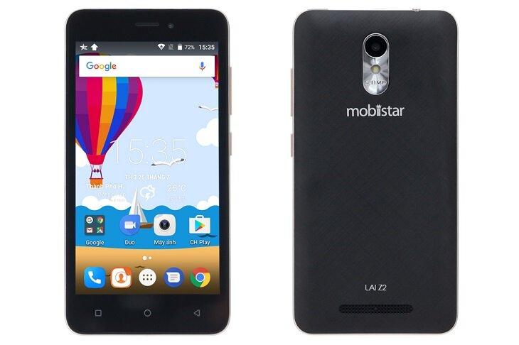 Điện thoại Mobiistar Lai Z2 - Ram 1GB