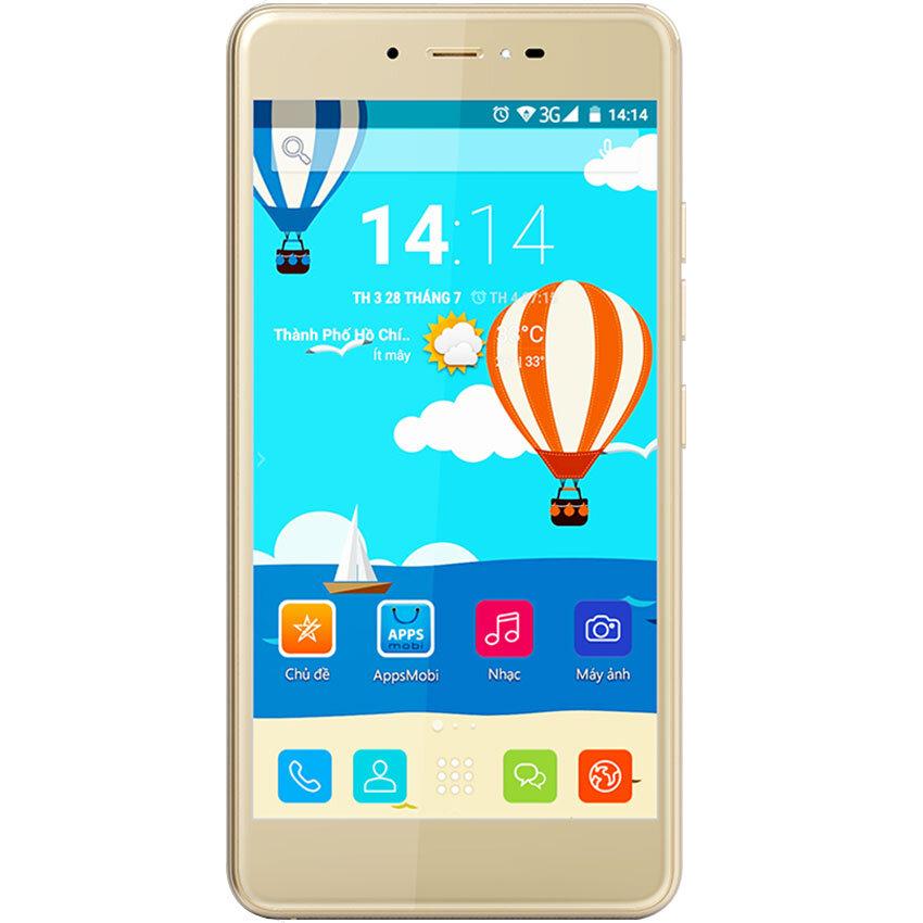 Điện thoại Mobiistar LAI Zumbo J - 16GB