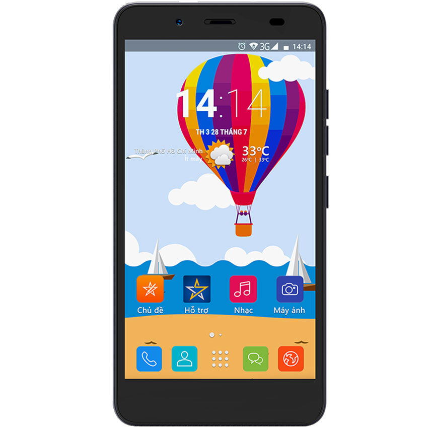 Điện thoại Mobiistar LAI Zumbo S - 16GB