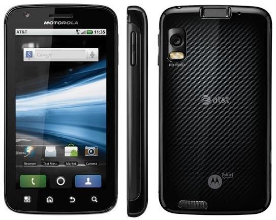 Điện thoại Motorola Atrix 4G MB860