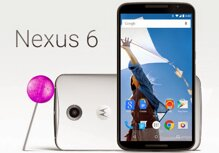 Điện thoại Motorola Google Nexus 6