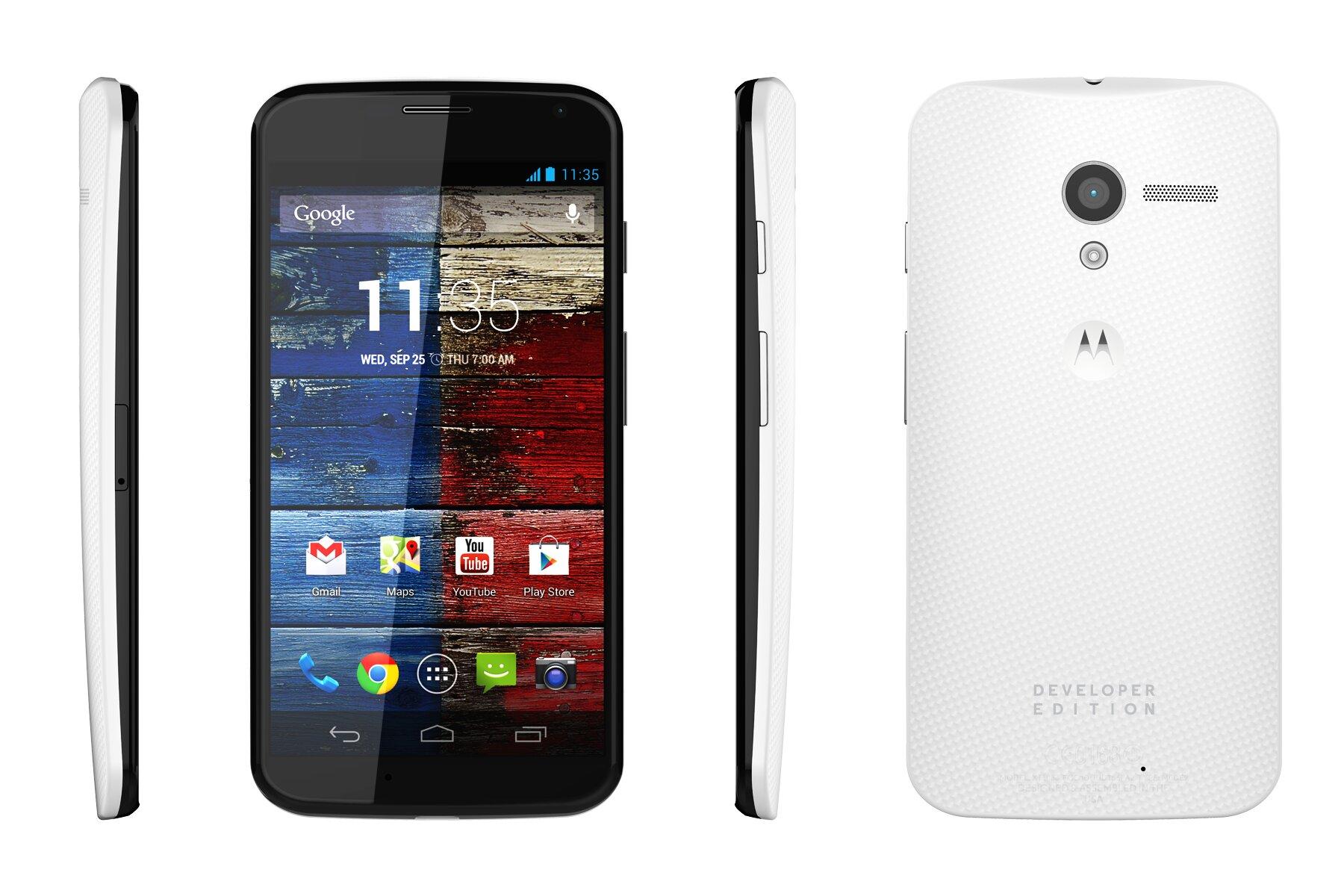 Điện thoại Motorola Moto X - 16GB