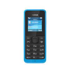 Điện thoại Nokia 105 - 8 MB, 2 sim